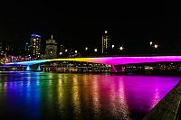 Brisbane Metro business case details plans to remove on-road bike lanes on Victoria Bridge