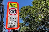 Queensland trials high-tech speed cameras in school zones as thousands caught speeding