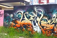 Brisbane's graffiti is on the rise with more than 80,000 tags in the past year