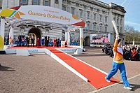 Fears empty Brisbane streets will greet the Queen's Commonwealth Games baton