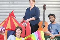 Queensland's first Share Shed opens in Salisbury where the public can borrow anything from party goods to garden gear