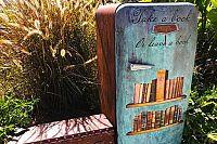 Street Libraries spread around Brisbane