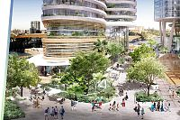 Plans for $1.4 billion waterfront precinct progress