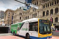 Driver barriers to be installed on Brisbane buses