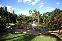 Brisbane city parks exposed to toxic soil risk