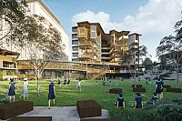 First sod turned for Brisbane's first vertical school