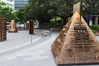 The shape of things to come for Brisbane's public art