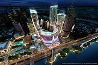 Casinos to remain exempt from ID scanning laws to help make Brisbane 'new world city'