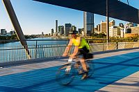 Brisbane: A world cycling city?