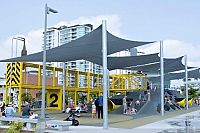 BRISBANE'S $10 MILLION PLAYGROUND AT NORTHSHORE HAMILTON ATTRACTS COMPLAINTS FROM PARENTS