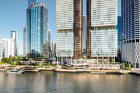 Two 'city shaping' towers for Brisbane's waterfront