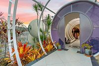Australia's only 'bubble house' goes on the market in Ipswich